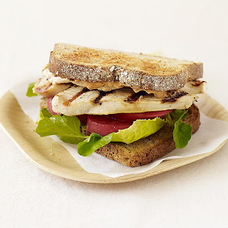 Grilled Chicken Sandwich with Chipotle Mayonnaise
