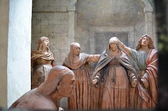 Photo: Da sinistra: la Maddalena, Nicodemo, Maria di Cleofa, la Madonna, San Giovanni