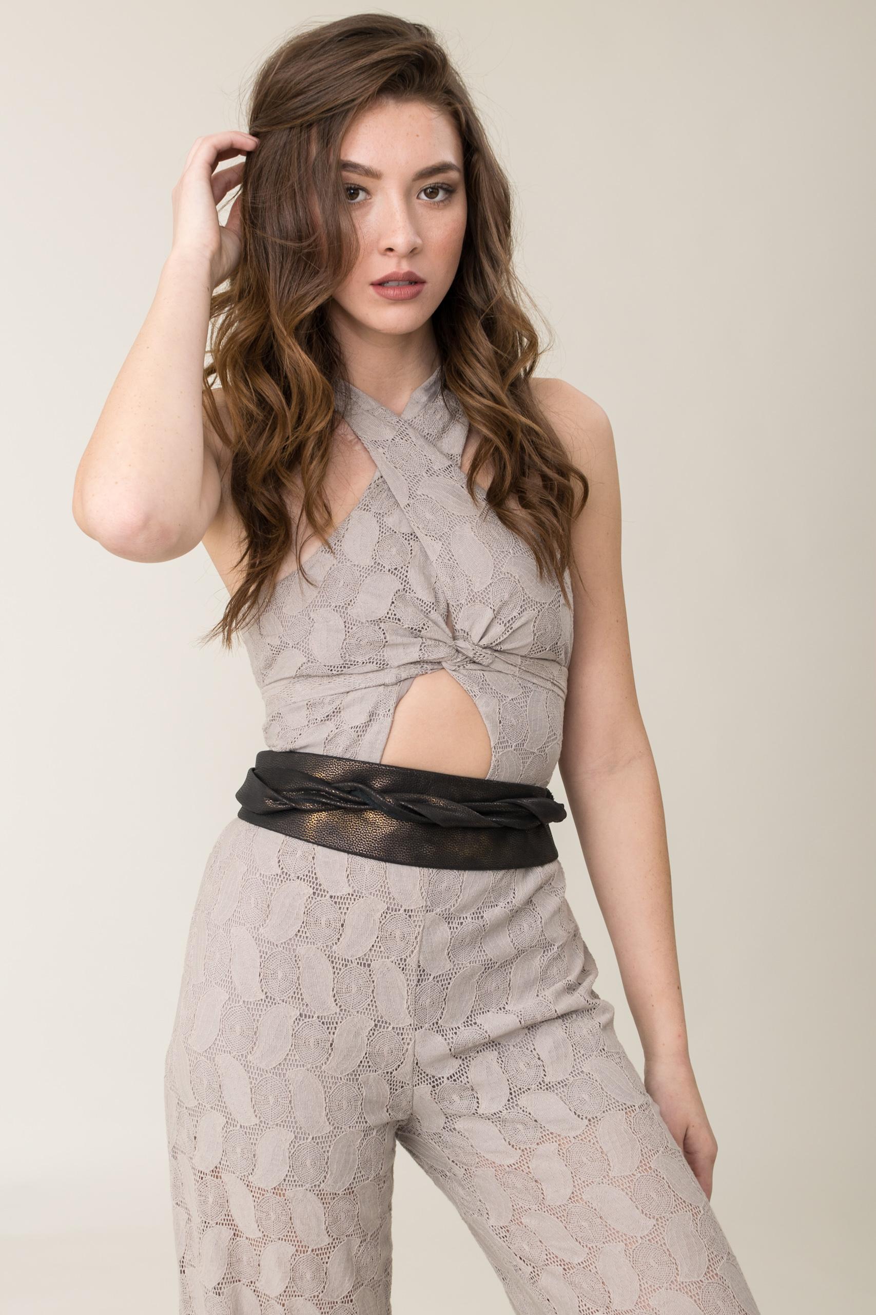 Rollie tie - ADA Wrap Belt
