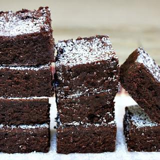 Flourless Brownies.