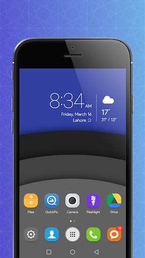 Colors Icon Pack for Huawei Emui 1.4 screenshots 1