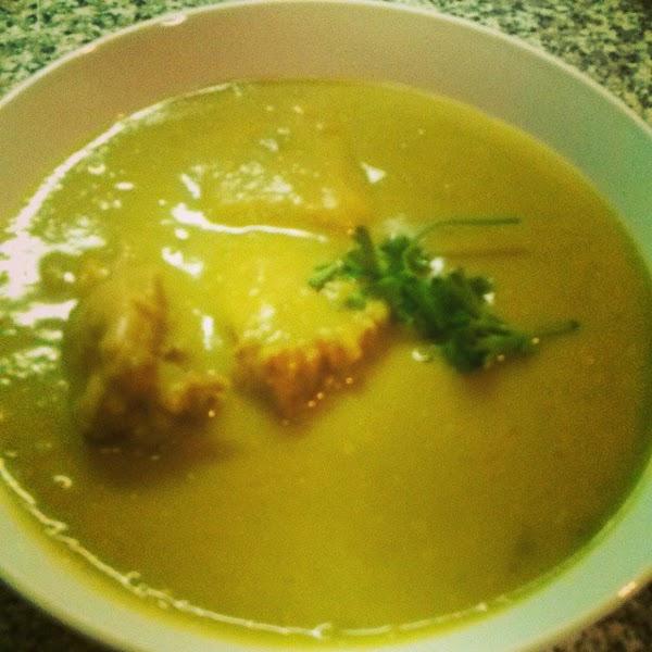 Simplified Split Pea Soup Recipe