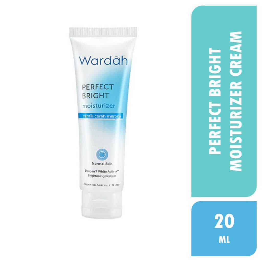 Wardah Perfect Bright Moisturizer