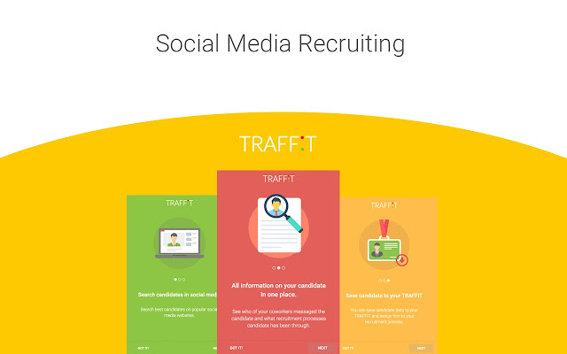 Traffit Social Network Integration