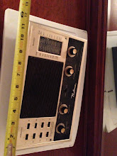 Photo: Measurement reference for the control unit
