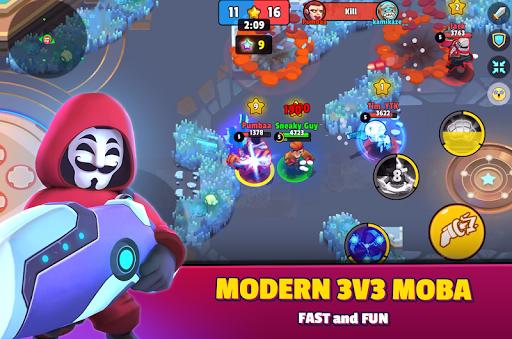 Heroes Strike [Mod] Apk - Trận chiến moba 3vs3
