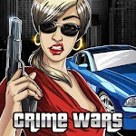 Crime Wars Island / Mad City Clash Of Crime Icon