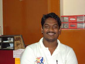 Photo: Starting a new Study Center @ Velachery in  Bro. Guna's home on Saturday,  May 14, 2011