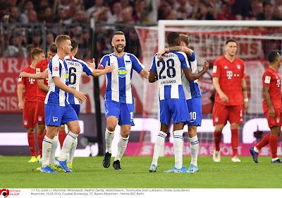 """Dodi Lukebakio legt zijn keuze uit voor Hertha Berlijn: """"En wil beter doen dan vorig seizoen"""""""