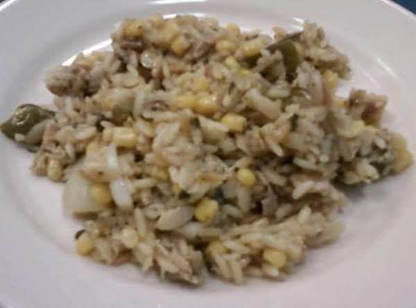 Easy Weekday Chicken & Rice Recipe