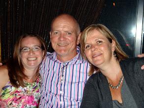 Photo: Tracy Lynch, Rod Potter & Lindsay Fraser