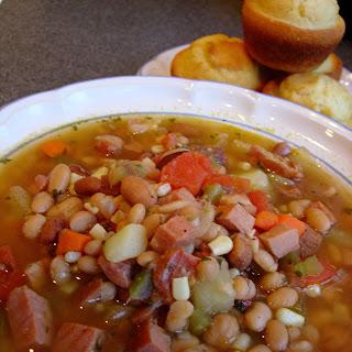 Ham-bone Soup