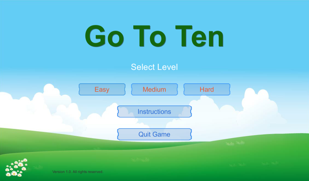 Go To Ten- screenshot