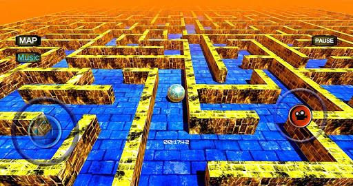 Epic Maze Ball 3D (Labyrinth) screenshots 6
