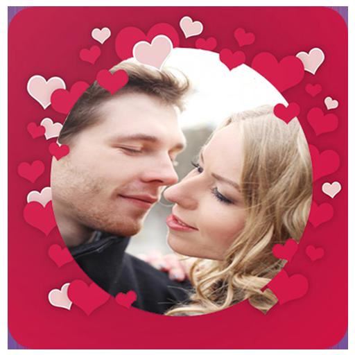 バレンタインフォトフレーム 攝影 App LOGO-APP試玩