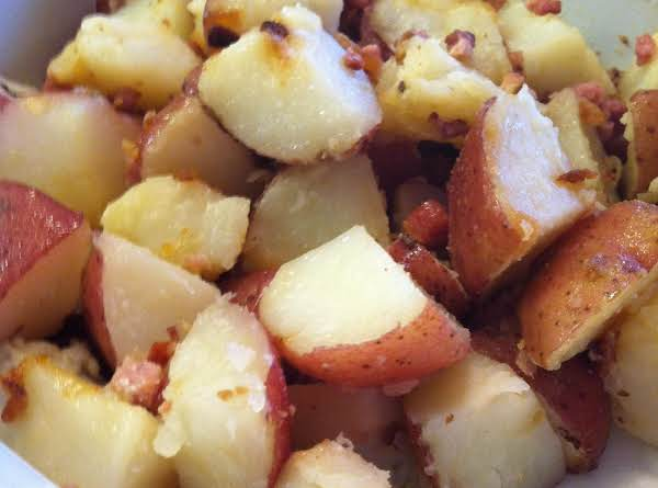 Baby Red Potatoes And Prosciutto Recipe