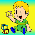 Play baby icon