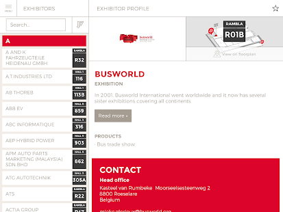Busworld Kortrijk- screenshot thumbnail