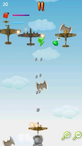 玩免費動作APP|下載飛行機戦闘 app不用錢|硬是要APP