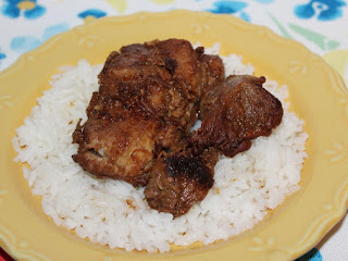 Dad's Ribs 'n Rice Recipe