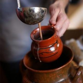 Champurrado (Chocolate Atole).