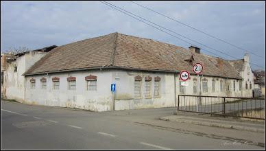 Photo: Str. Abatorului, intersectie cu Str. Aurel Vlaicu, vechiul abator  - 2017.11.01