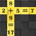 iq MATH   Riddles and Math Puzzles for IQ Test icon