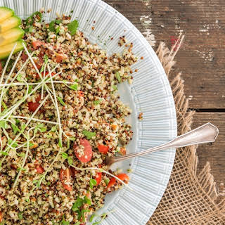 Brown Rice Quinoa Salad Recipes.