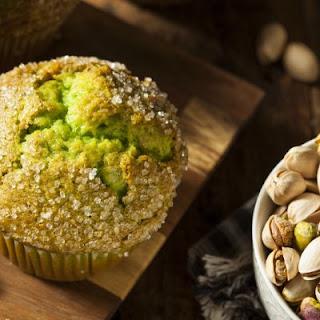Fantastic Pistachio Muffin.