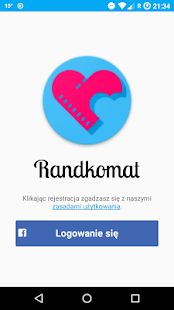 Randki - Randkomat - náhled