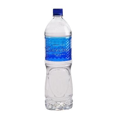 agua canaima mineral 1.5 lt