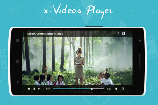 X - Video Player 1.3 screenshots 2