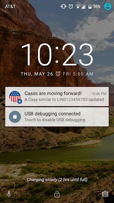 #4. USCIS Case Status (Android)