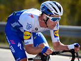 Iljo Keisse en Pieter Serry de twee Belgen in selectie Deceuninck-Quick.Step voor Giro