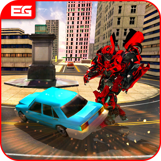 Autobots Car Robot : War Transformers Game 2018 (game)