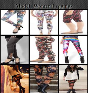 Women Leggings - náhled