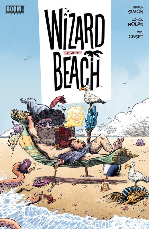 Wizard Beach (2018) - complete
