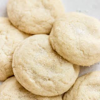 Soft Sugar Cookies.