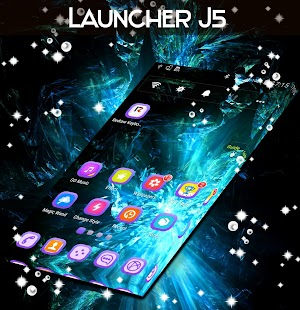Launcher For J5- screenshot thumbnail