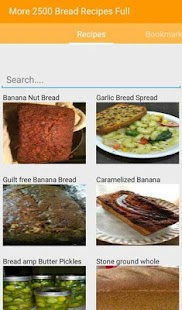 Bread Recipes Full ? Cooking Guide Handbook - náhled