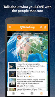 TicTalking- screenshot thumbnail