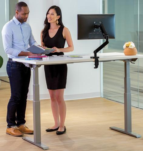 Awe Inspiring Sitting Desk Vs Standing Desk Complete Home Design Collection Papxelindsey Bellcom