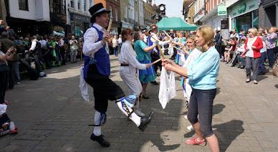 Photo: MEN OF WIGHT ORGANISE A MASS DANCE   http://menofwight.org.uk/drupal/
