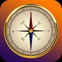 Digital Smart Compass: GPS Navigation icon