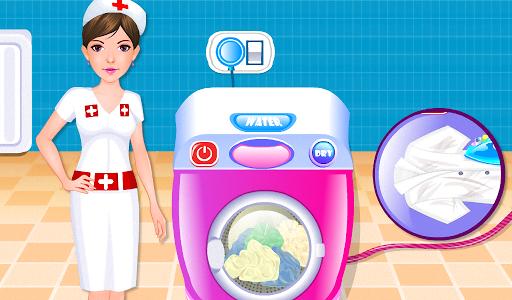 Hospital Clothes Wash Ironing 6.5.1 screenshots 9