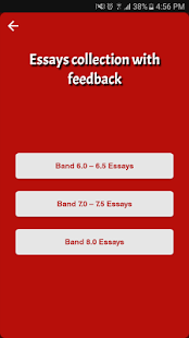 IELTS Essays with feedback - náhled