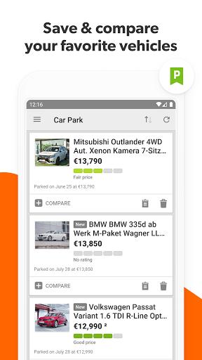 mobile.de – Germany's largest car market 8.11.1 screenshots 5