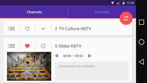 Mobile TV 2.05.0010 screenshots 6