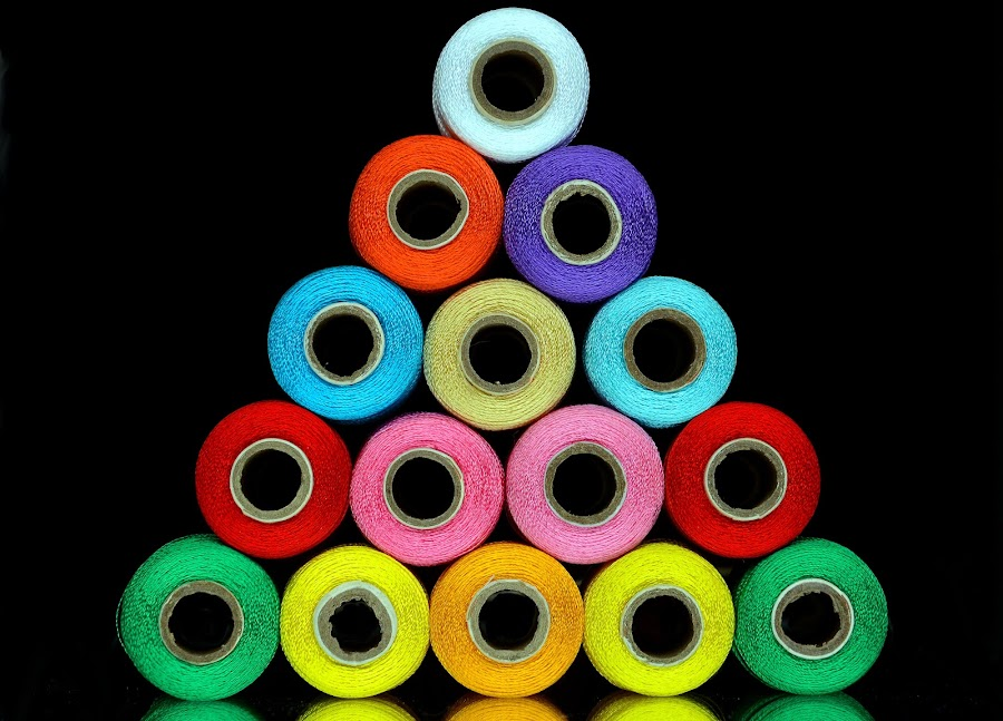 Colour pile-up by Asif Bora - Artistic Objects Other Objects (  )