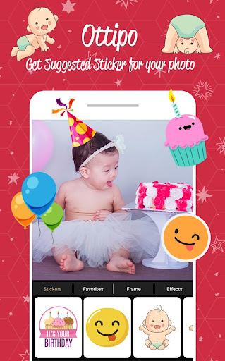 Ottipo Photo Editor : Stickers, Frames, Effects ss3